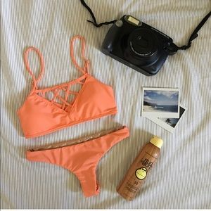 BNWOT Issademar bikini set